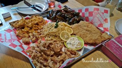 Seafood Platter jumbo eatery pricelist menu daftar harga 2019
