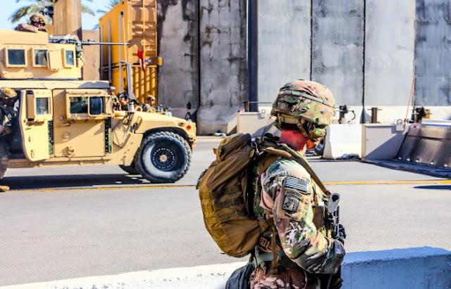 Iraq hecha a Estados Unidos y Trump dice no