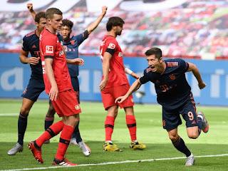 Lewandowski leads Bayern Munich to DFB-Pokal finals against Bayer Leverkusen