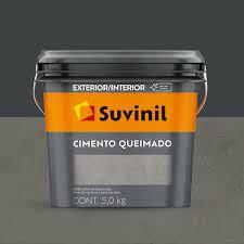 embalagem cimento queimado suvinil