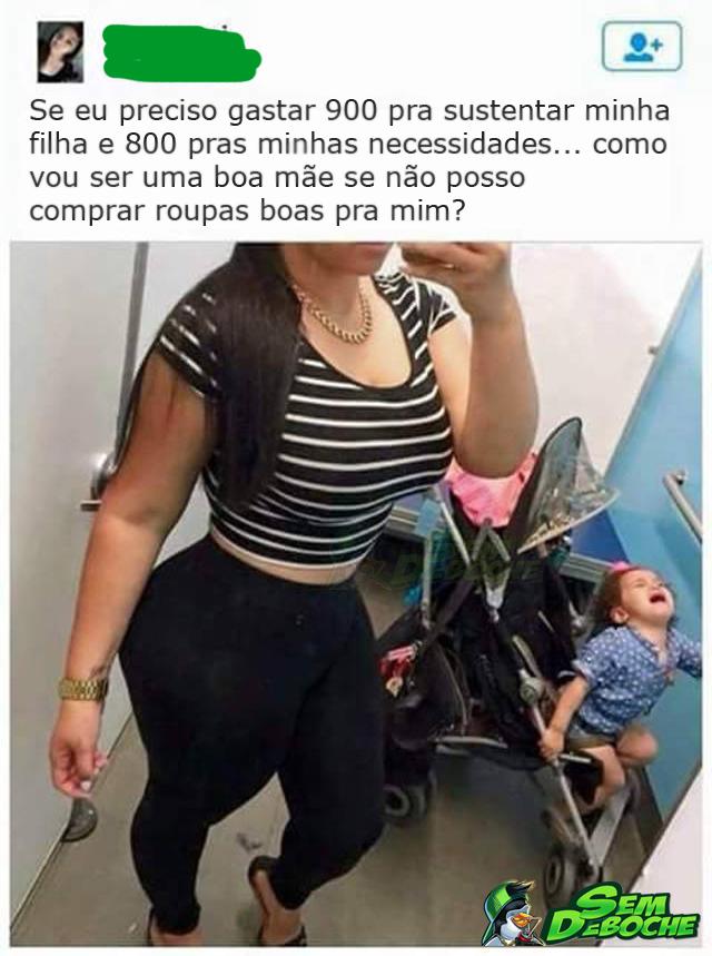 EXEMPLO DE MÃE