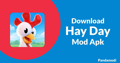 Hay Day mod Apk v1.43.150 (Unlimited Coins/Gems/Seeds)