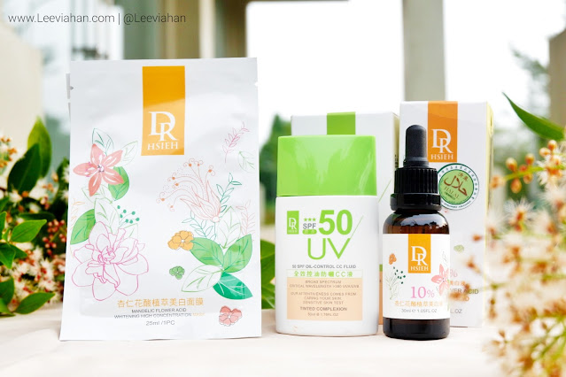 Dr.Hsieh Skincare Halal Taiwan, Review Dr.Hsieh, Dr.Hsieh skincare, Dr.Hsieh Serum, skincare halal