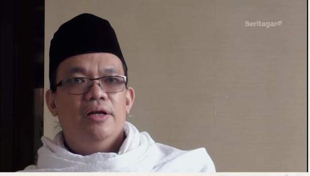 Cuit Gus Nadir: Jokowi Saja Rangkul Prabowo, Tak Masalah PBNU Terima FPI