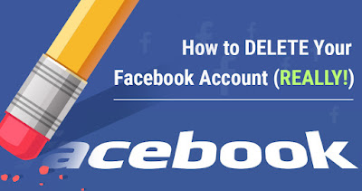 How to Delete Facebook Account Permanently in 2019