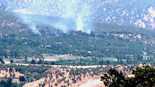 خسائر بـ6 مليارات دينار اثر قصف تركي في دهوك