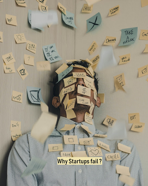 why startups fail in India?