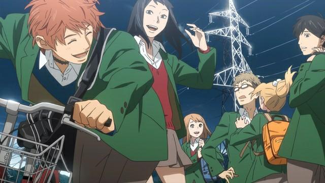 Review Anime ORANGE  |  Usaha Memperbaiki Nasib Seorang Gadis Dari Generasi Yang Berbeda
