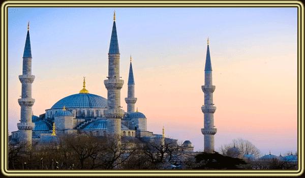 المسجد الأزرق - مسجد السلطان احمد