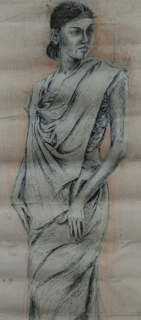 Indian women wearing saree