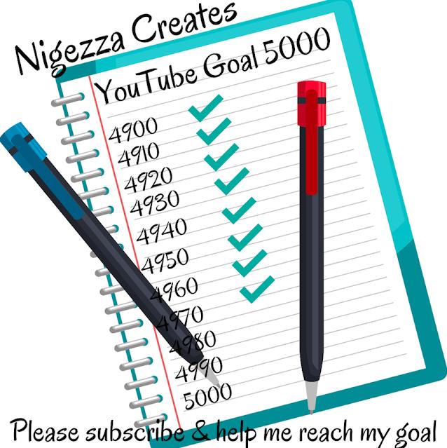 5000 YouTube Subscriber Goal