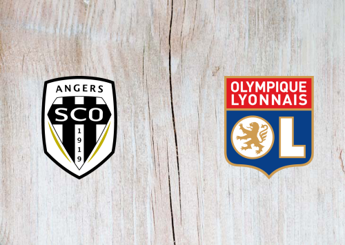 Angers SCO vs Olympique Lyonnais -Highlights 22 November 2020