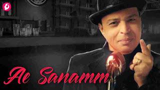 Ae Sanamm Lyrics - Altaafraja