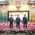 Kapolda Banten Ikuti Upacara Peringatan Ke- 75 Detik-detik Proklamasi Kemerdekaan RI.