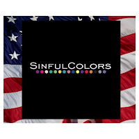 SinfulColors for Independence Day