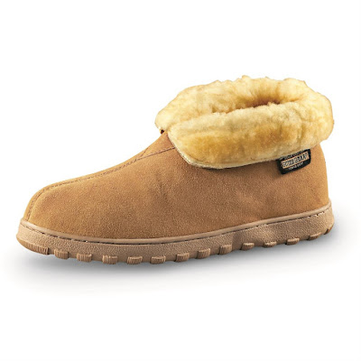 Mens Booties Slippers
