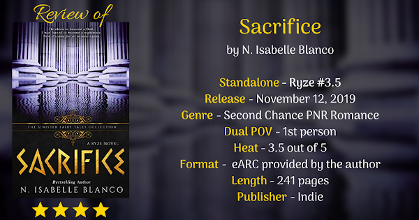 SACRIFICE by N. Isabelle Blanco