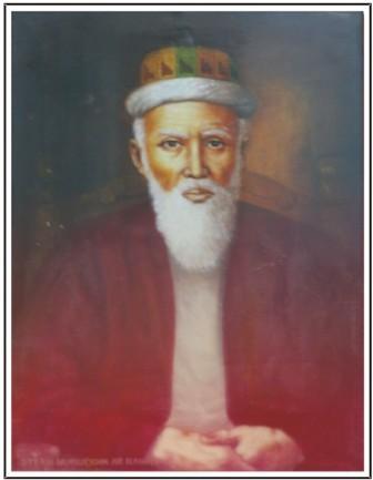 Biografi Syekh Nuruddin Ar-Raniry