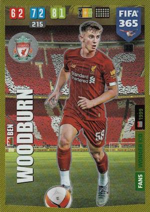 PANINI FIFA 365 2020 cartes cards 212-Jonjoe Kenny-IMPACT SIGNING