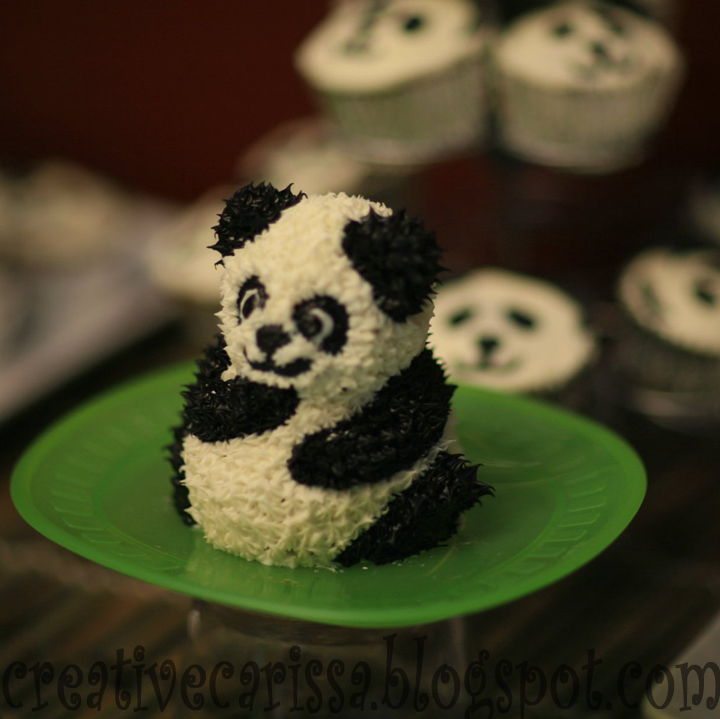 panda bear cake template - search results for children calendar ideas page 2