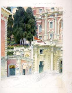 roma view - Presente original!