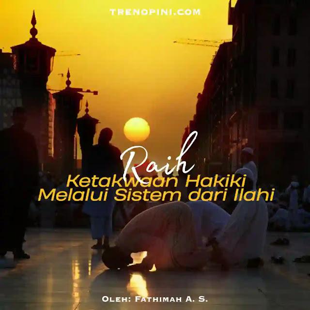 Ramadhan sebentar lagi. Kaum muslim mulai mempersiapkan diri dan bergembira menyambut bulan mulia ini. Mereka mulai membuat rencana di bulan Ramadhan untuk mempersiapkan amalan terbaik yang dapat dipersembahkan. Bulan ini menjadi momentum khusus bagi umat muslim untuk memperbanyak ibadah serta meningkatkan ketakwaan.