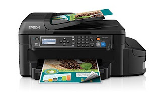 Epson WorkForce ET-4550 Driver Download, Review, Price