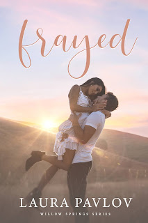 Frayed by Laura Pavlov Book Cover image