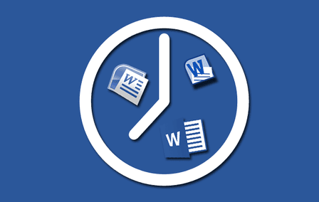 ms word automatic backups