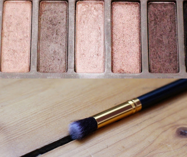 maquillage naked 2 été