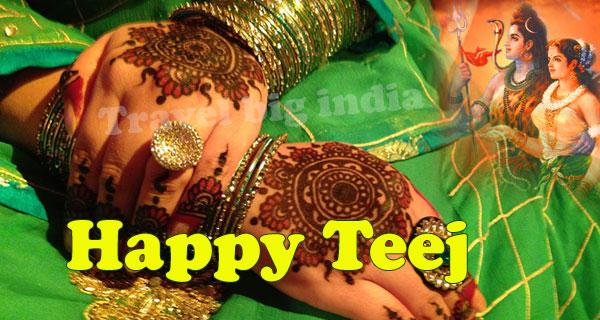 Teej Unique festival for Women