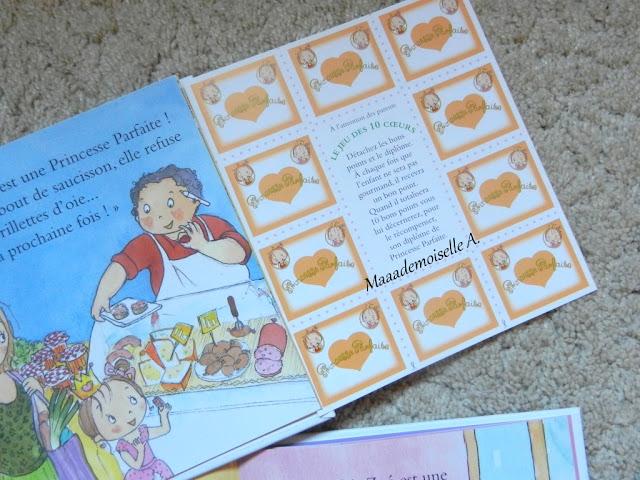 || Princesse Parfaite : Zoé est gourmande (Présentation & Avis)(Chut, les enfants lisent #34)