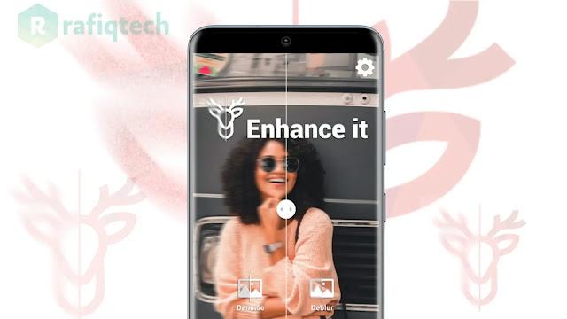 تحميل أفضل تطبيق لتحسين الصور  Enhance It  (MOD ، Premium ) احدث إصدار