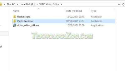 Rekam Layar Komputer dan Laptop dengan Mudah menggunakan VSDC Screen Recorder