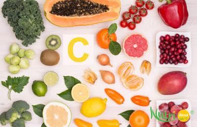 Vitamin C - vitamin giúp tăng cân hiệu quả
