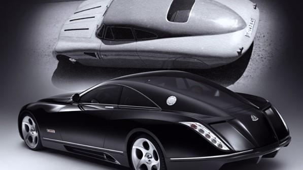 7 mobil mewah termahal di dunia