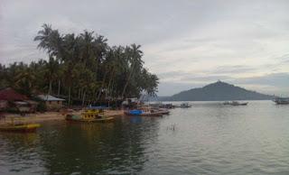 Pulau Panjang Pasaman Barat