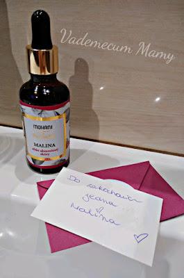 Mega odżywienie zamknięte w małej buteleczce - olej z pestek malin od MOHANI