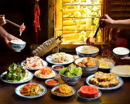 Quy luật ngũ hành luôn được áp dụng khi chế biến món ăn của người phương Đông để tránh các món ăn kiêng kị nhau