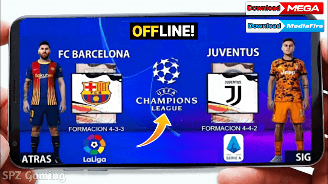 Download Real Football 2021 Android Offline 300 MB Best Graphics