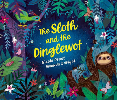 the sloth and the dinglewot