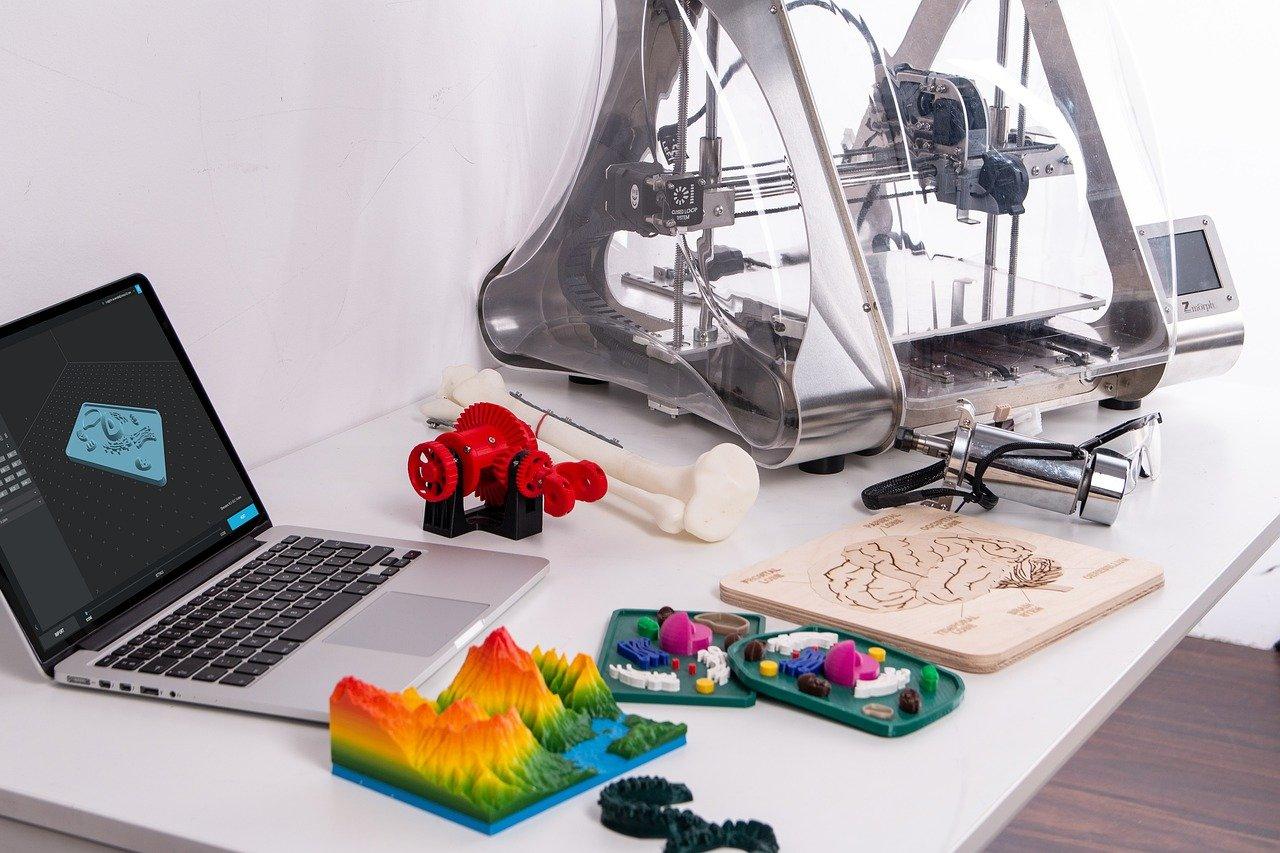 5 Rekomendasi Printer 3D Berkualitas Terbaik di Indonesia
