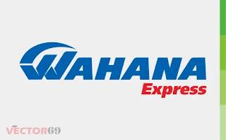 Logo Wahana Express - Download Vector File CDR (CorelDraw)