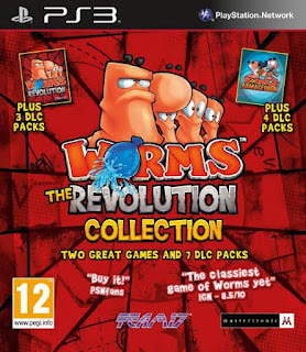WORMS THE REVOLUTION COLLECTION PS3 TORRENT