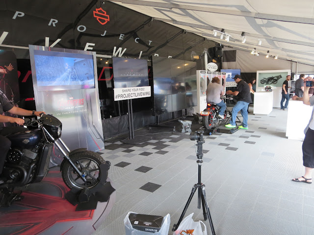 Harley-Davidson LiveWire Display