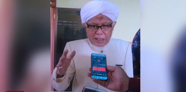 Ketua Forum Kiai Kampung Nusantara Menolak Keputusan Ijtima Ulama III