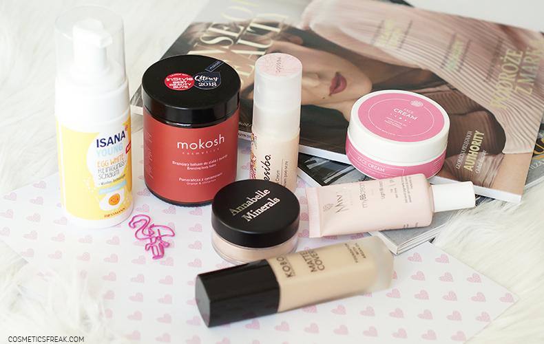 ulubieńcy wakacji blog kosmetyczny