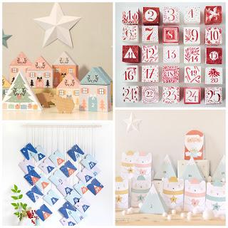 http://www.musingsofanaveragemom.com/2017/10/christmas-advent-calendar.html