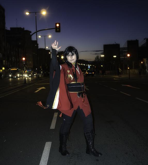 Izumi no kami Kanesada (videojuego Touken Ranbu)