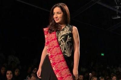 tisca-chopra-glides-on-ramp-for-kavita-bhartia